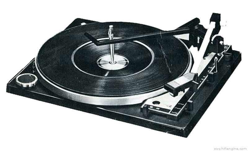 Bsr Professional Manual Automatic Record Changer Vinyl