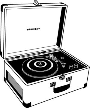 Crosley Radio CR249