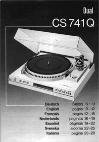 Dual CS 741Q