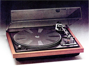 Dual 504 Manual - Automatic Belt-drive Turntable