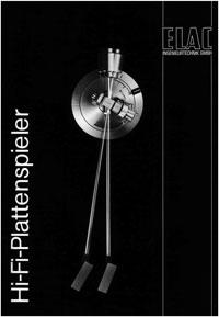 ELAC Hi-Fi Plattenspieler 1978