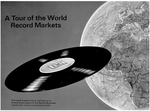EMI A Tour of the World Record Markets