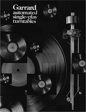 Garrard Automated Single Play Turntables