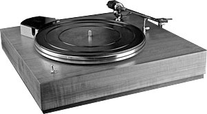 JH Reproducers Turntable
