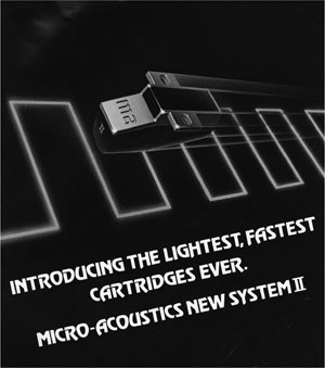 Micro-Acoustics System II