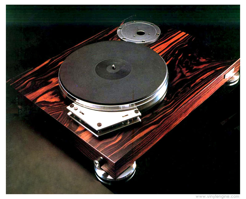 Micro Seiki Bl 91 Manual 2 Speed Belt Drive Turntable