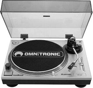Omnitronic DD2250