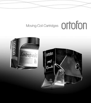 Ortofon Moving Coil Cartridges