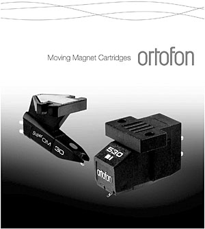 Ortofon OM and 500 Series