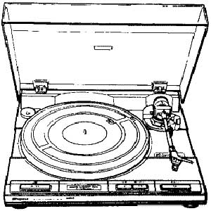 Pioneer PL-445