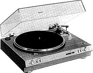 Pioneer PL-520
