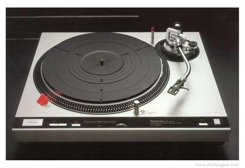 Technics Sl-1600 Manual