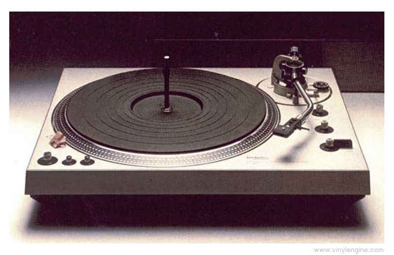 Technics Sl 1650 Manual Direct Drive Automatic Record