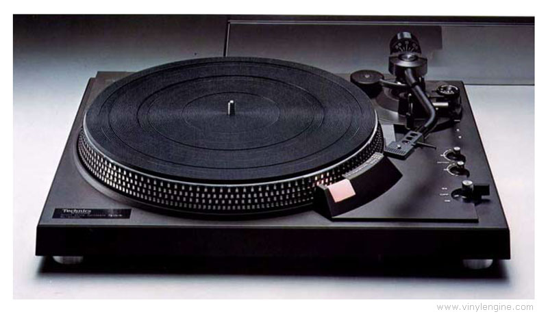 Technics Sl 2000 Manual 2 Speed Direct Drive Turntable