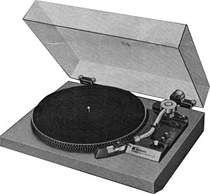 Technics SL-23A