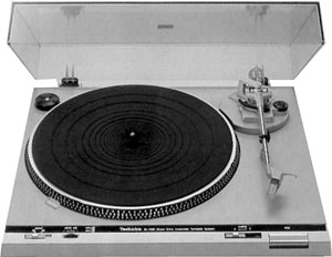 Technics SL-D20