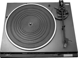 Technics SL-D21