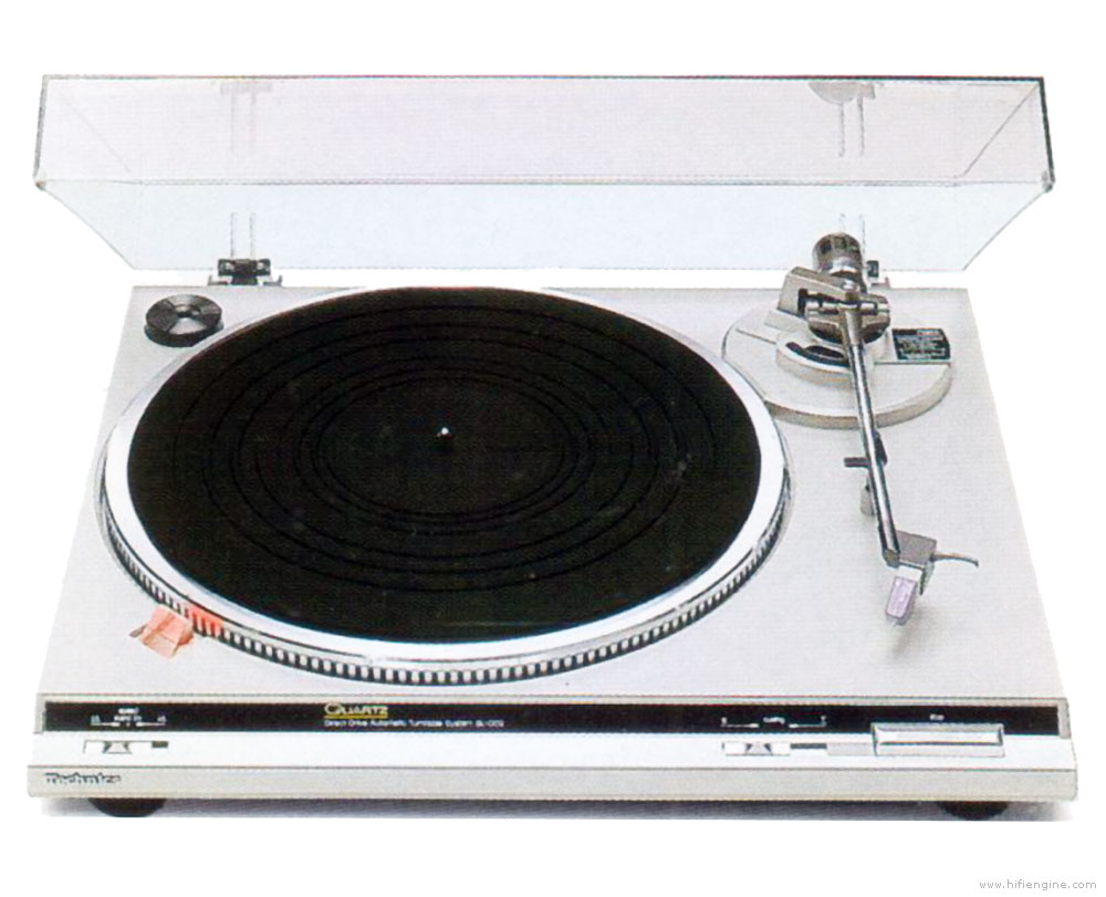 Technics Sl Qd2 Manual Auto Return Turntable Vinyl Engine