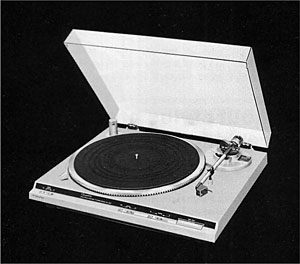 Technics SL-QD35