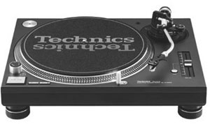 Technics Sl 1210 Manual 2 Speed Direct Drive Turntable