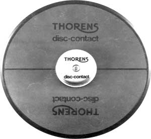 Thorens Disc Contact