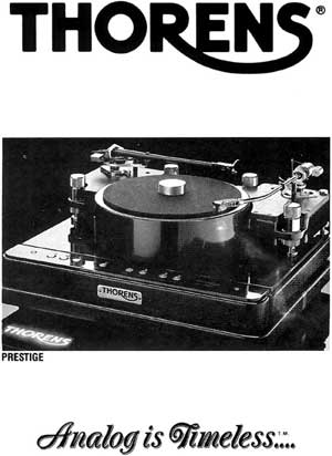 Thorens Products