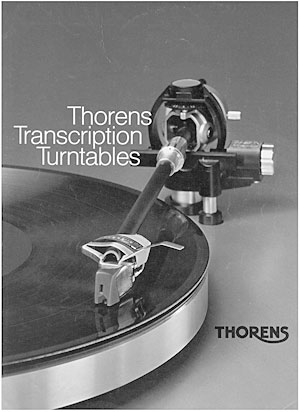 Thorens Transcription Turntables