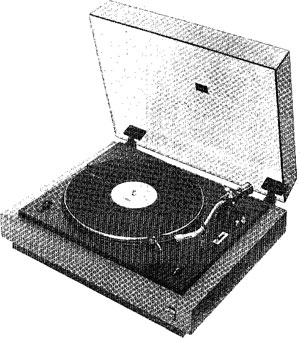 Belt drive turntable scratching