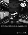 The New Garrard Turntable Range