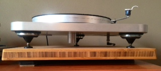 Turntable Gt Spike Gt Isolation Platform Gt Sorbothane