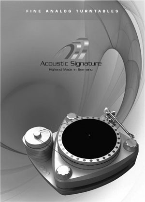 Acoustic Signature Fine Analogue Turntables