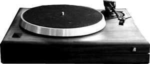 Acoustic Research The AR Turntable