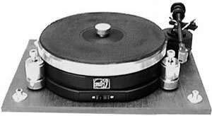 Ariston Rd 40 Manual 2 Speed Manual Turntable Vinyl