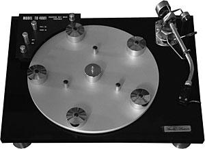 Audio Linear TD 4001