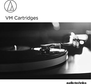 Audio Technica VM Cartridges