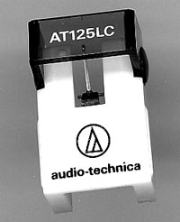 Audio Technica At125 Manual Moving Magnet Cartridge