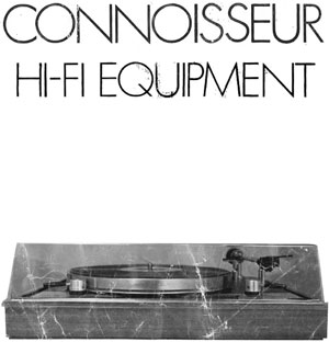 Connoisseur HiFi Equipment