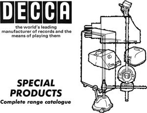 Decca Special Products