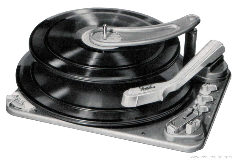 Dual 1005 Manual Vintage Idler Drive Record Changer