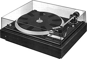 Dual 1234 Manual 2 Speed Automatic Turntable Vinyl