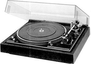 Dual Cs 606 Manual 2 Speed Direct Drive Turntable