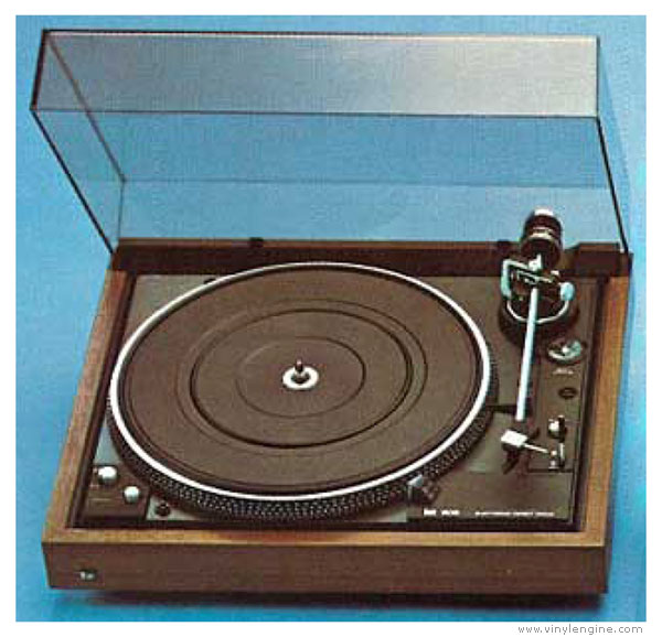 Dual 606 Manual Direct Drive Turntable Vinyl Engine
