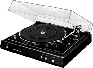 Dual CS 650RC - Manual - Direct-Drive Turntable - Vinyl Engine