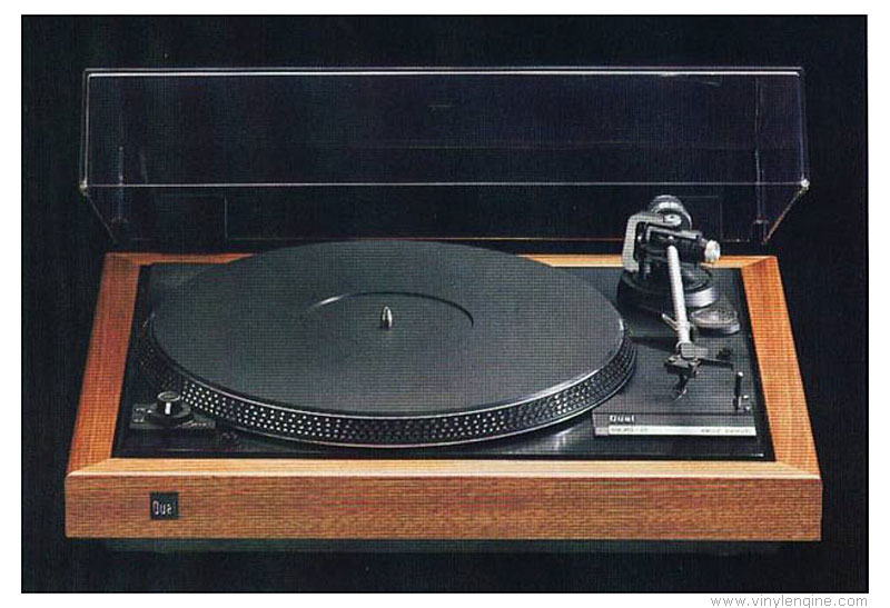 Dual CS 505 2-Speed Automatic Belt-Drive Turntable Manual | Vinyl Engine