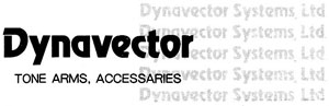 Dynavector Products