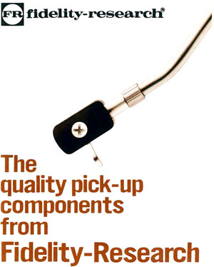 Fidelity Research Quality Pick-Up Components