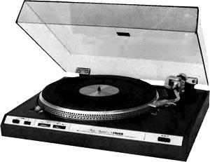 Fisher Mt 6310 Manual Belt Drive Turntable Vinyl Engine
