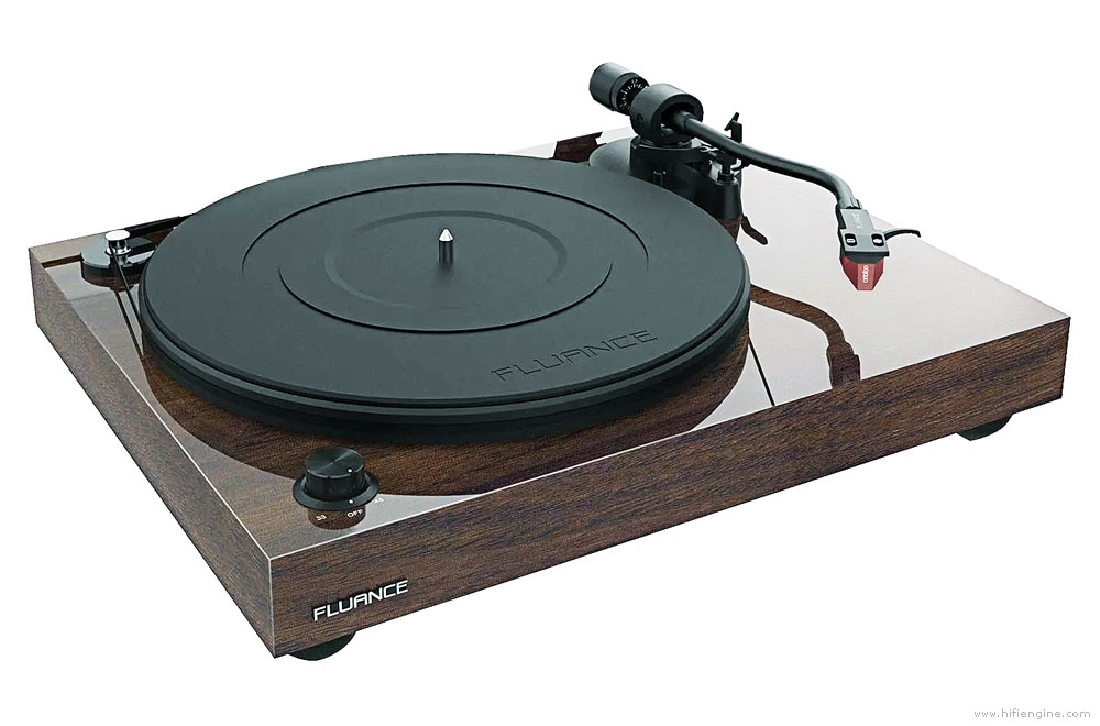 Fluance RT83 - Manual - Belt Drive Turntable - Vinyl Engine