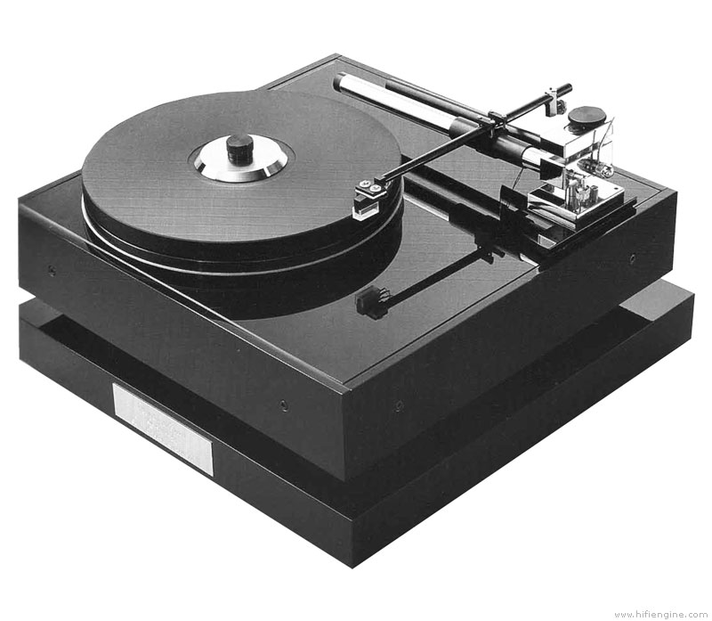Forsell Air Reference Manual Air Bearing Turntable