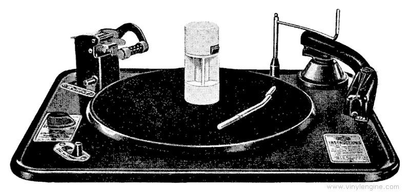 Garrard Rc80 Manual Automatic Record Changer Vinyl